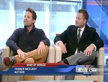 War Of Wings Featured on WFAA News